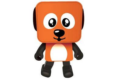 Портативная колонка  Nomi Dancing Dog BT 911 Orange