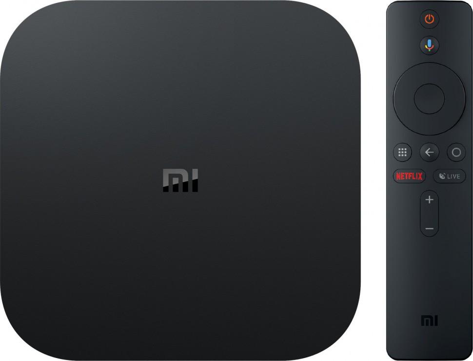 Приставка Smart TV Xiaomi Mi Box S
