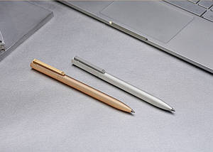 Ручка Мі Aluminum Pen Gold, фото 2
