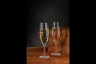 Набор из двух бокалов для шампанского, фото 2