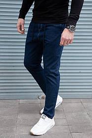 Мужские джинсы со шнурком