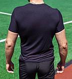 Мужская футболка Fila тёмно-синяя, фото 3