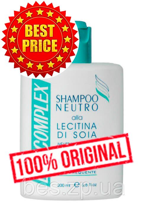 Нейтральний шампунь для чутливого волосся і шкіри голови Lipocomplex Neutralle Shampoo