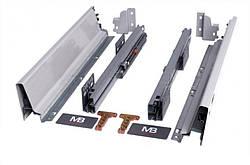 GTV MODERN BOX A низкий 83мм, серый L-350 (PB-D-KPL350A)
