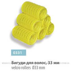 SPL - Бигуди липучки для волос №5 (33мм 8шт) 0331, фото 3