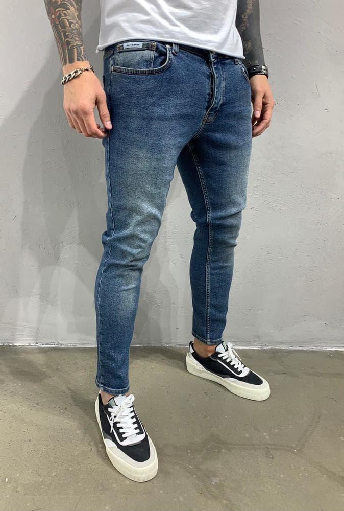 Чоловічі джинси Black Island 6217-3428 blue