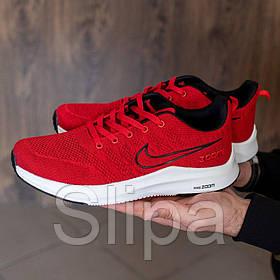 Мужские кроссовки Nike Zoom Winflo красные