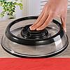 Вакуумная Крышка 25см Vacuum Food Sealer, крышка упаковщик для дома, вакууматор для продуктов, фото 4