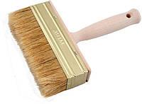 Кисть макловица DV - 30 х 110 мм, ручка деревянная