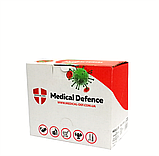 Антисептик санитайзер спрей для рук MDA 72+, 60 мл, фото 3