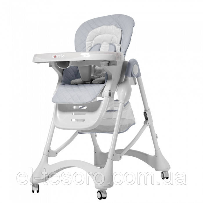 Стульчик для кормления детский CARRELLO Caramel CRL-9501