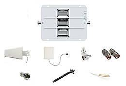 Усилитель (репитер) сигнала GSM 3G 4G Anteniti Professional Kit комплект