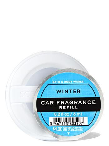 Освежитель воздуха для автомобиля Bath and Body Works Winter