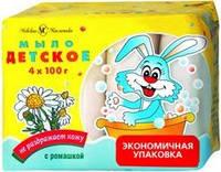 Мило НК 4*100г Дитяче Ромашка/-576/18