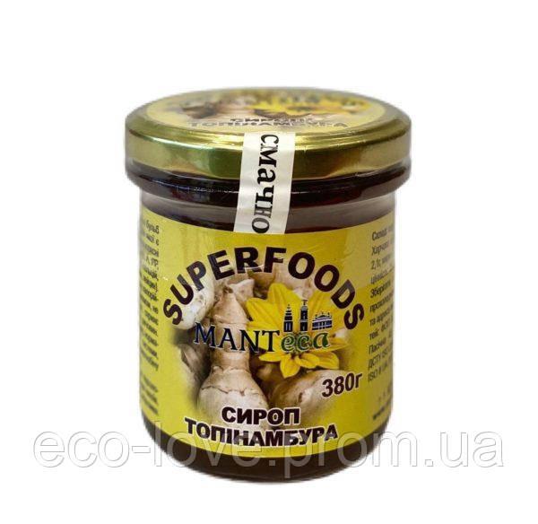 Сироп топинамбура, 380 грамм