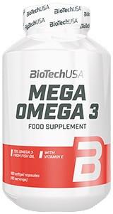 Омега BioTech - Mega Omega 3 (90 капсул)