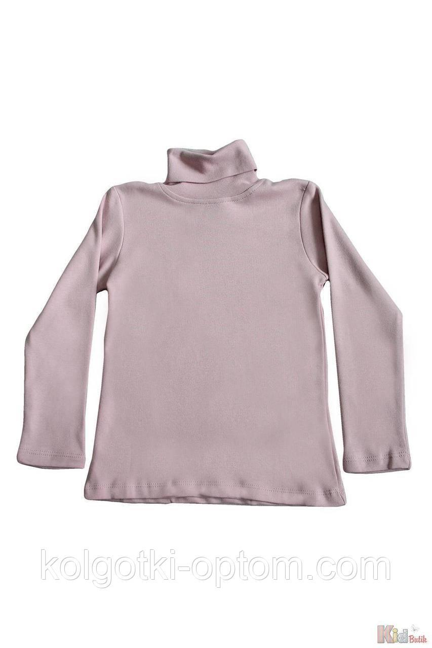ОПТОМ Гольф цвета пудра базовый для старшей девочки-подростка (158 см.)  Lovetti 2125000697208