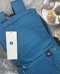 Рюкзак Xiaomi Mi Colorfull оригинальный 10L водоотталкивающий бирюзовый