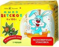 Мило НК 4*100г Дитяче Череда/-552/18
