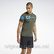 Футболка тренировочная Reebok RC ACTIVCHILL Tee FS7643 2020/2 мужская
