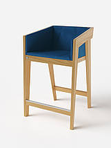Полубарный стул Air 2 bar s 4 soft natural ТМ Kint, фото 3