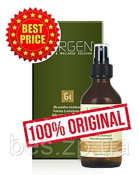 Масло для живлення, відновлення і захисту ослабленого і сухого волосся Hergen G4