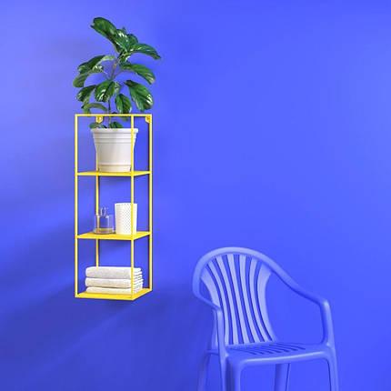 Полка настенная Abstra high TM Levantin Design, фото 2