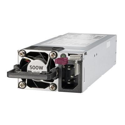 Блок питания HP 500W FS Plat Ht Plg LH Pwr Supply Kit (865408-B21)