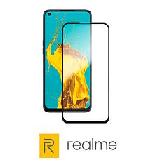 Защитное стекло Realme