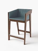 Полубарный стул Air 2 bar s 4 soft brown ТМ Kint, фото 3
