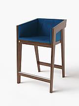 Полубарный стул Air 2 bar s 4 soft brown ТМ Kint, фото 2