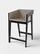 Барный стул Air 2 bar m 4 soft black ТМ Kint, фото 3