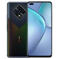 """Смартфон Infinix Zero 8 8/128GB Black, 64+8+2+2 Мп, 6.85"""" IPS, 2sim, 4G, 4500мАһ, Helio G90T"""