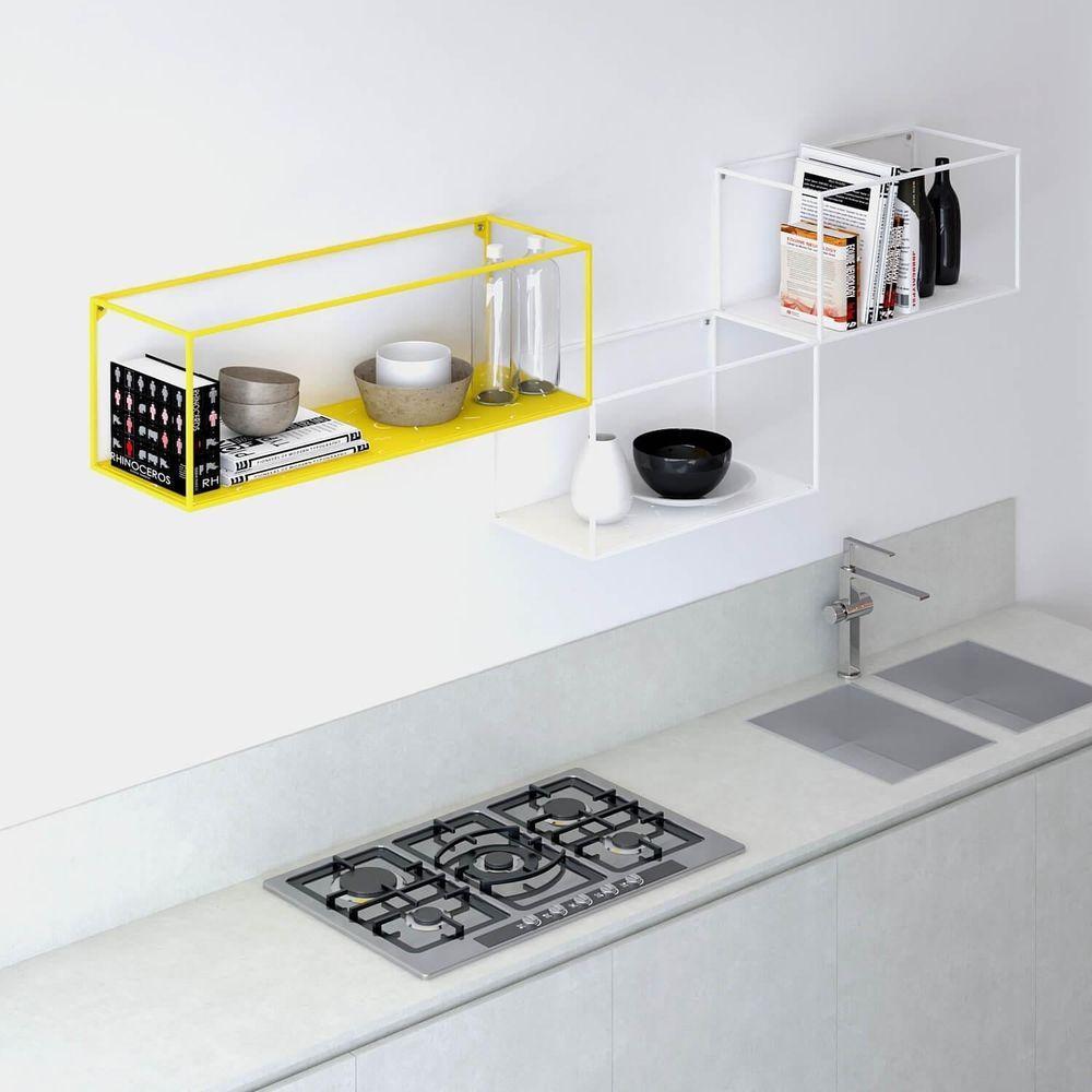 Комплект настенных полок Abstra kitchen TM Levantin Design