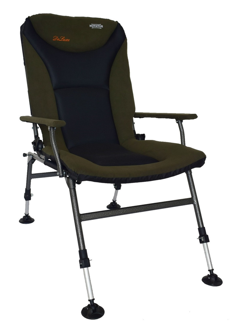 Кресло карповое Novator SR-3 XL DeLuxe