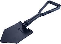 Лопата для снега автомобильная Intertool - 570 мм, складная