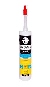 Клей жидкие гвозди GROVER GA 100 экстрапрочный прозрачный