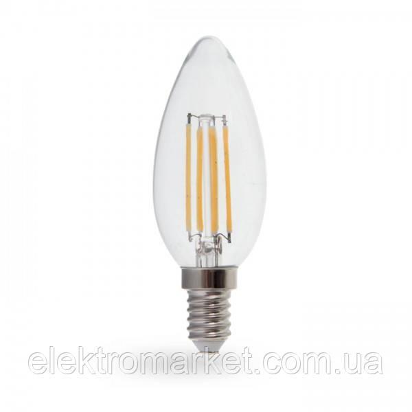 Светодиодная лампа Feron LB-68 4W E14 4000K диммируемая