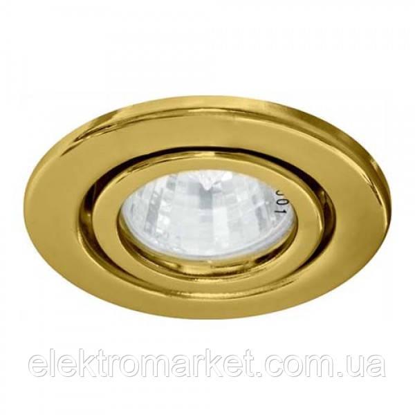 Встраиваемый светильник Feron DL11 золото