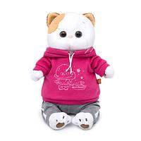 Мягкая игрушка Budi Basa Кошечка Ли-Ли в спортивном костюме, 24 см