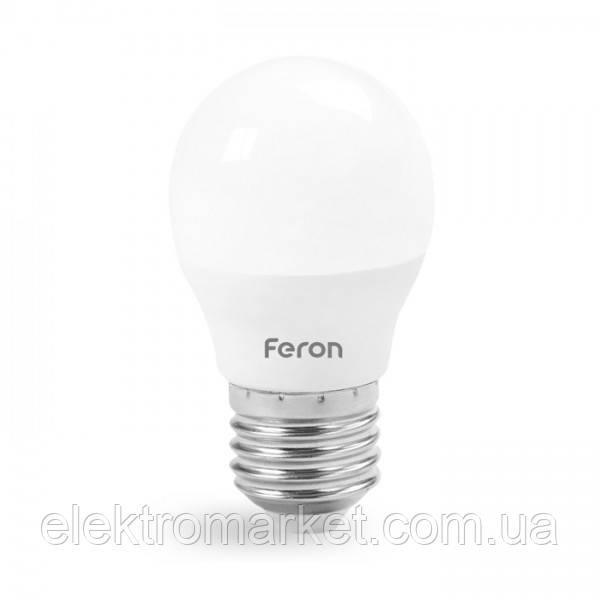 Світлодіодна лампа Feron LB-745 6W 2700K E27