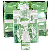 Вбудований світильник Feron 1525 зелений