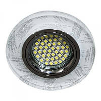 Вбудований світильник Feron 8686-2 з LED підсвічуванням