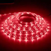 Світлодіодна стрічка Feron SANAN LS604 60SMD/м 12V IP65 червоний
