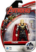Фигурка Тор Эра Альтрона - Thor, Avengers Age of Ultron, Hasbro, 9,5 см SKL14-143384