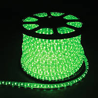 Светодиодный дюралайт Feron LED 2WAY зеленый