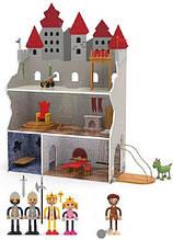 Ляльковий будинок лицарський замок PLAYTIVE® JUNIOR