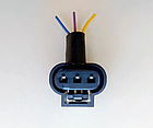 Фішка-роз'єм для датчика парковки (фішка-коннектор), фото 2
