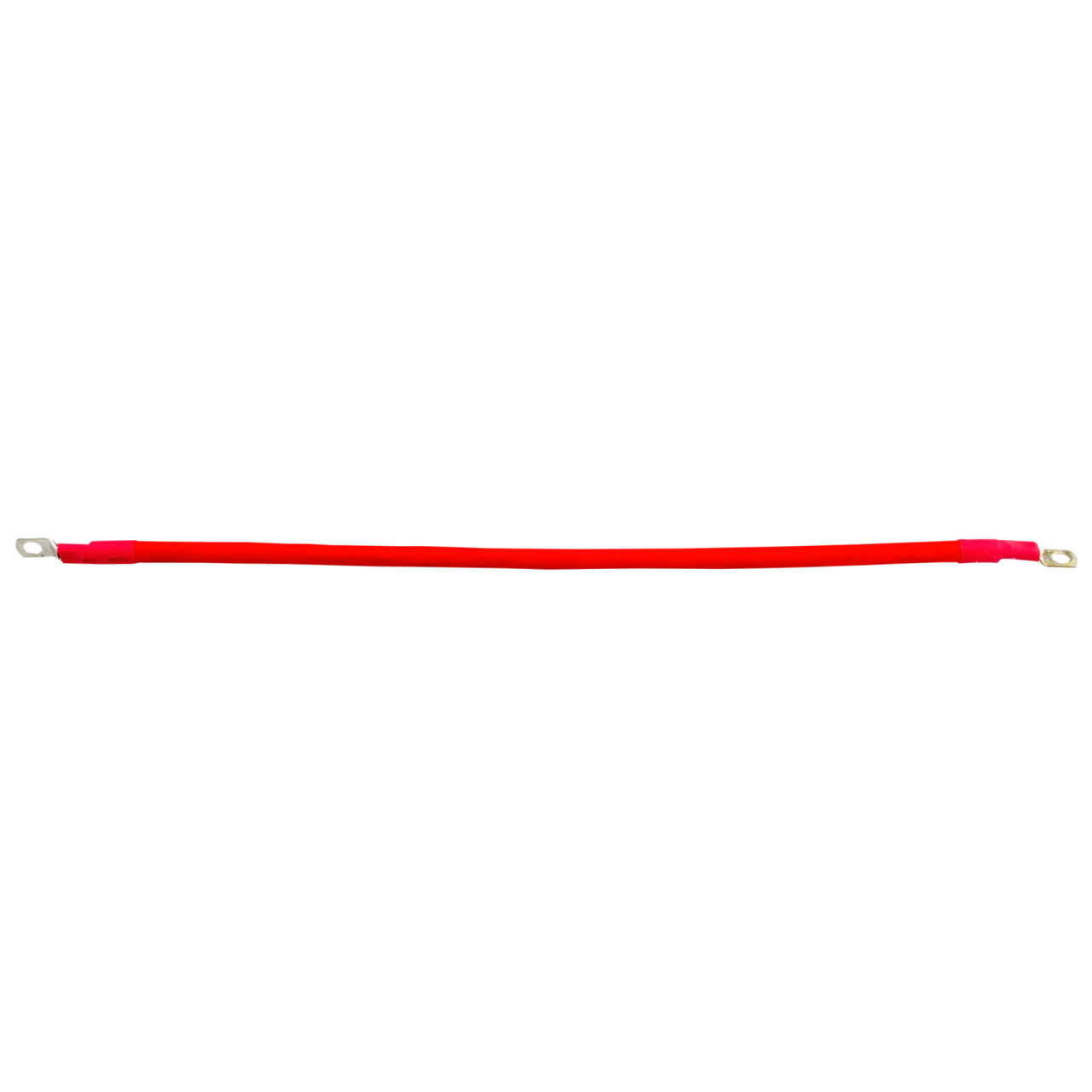 Провод медный для соединения АКБ 22 кв. мм - 50 см (с клеммами)