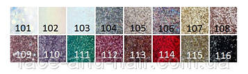 Лак для ногтей Topface Party Glitter PT106 101